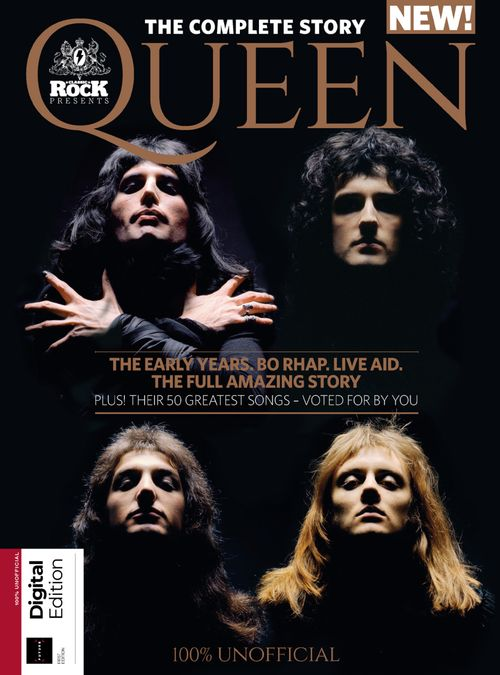 The Complete Story: Queen