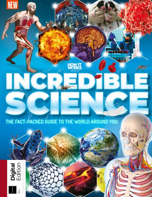 How It Works Book of Incredible Science