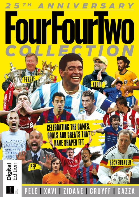 FourFourTwo 25th Anniversary Collection
