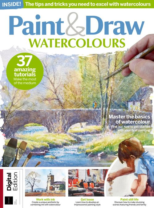 Paint & Draw Watercolours