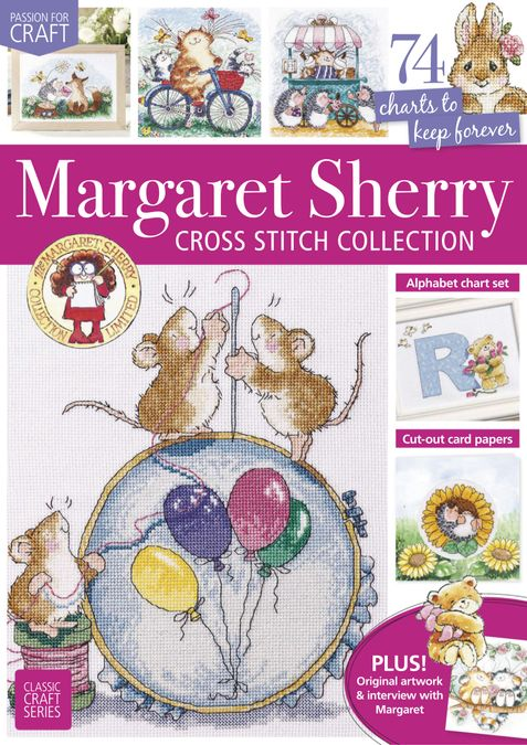 Margaret Sherry Cross Stitch Collection