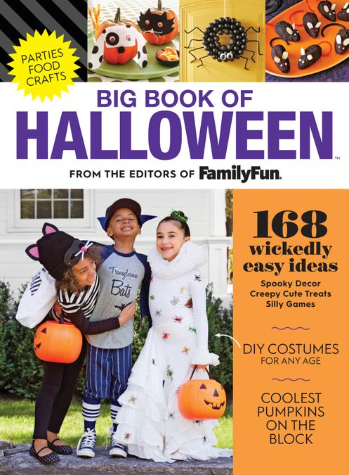 FamilyFun Big Book of Halloween