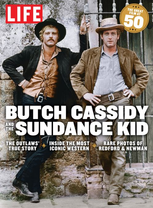 LIFE Butch Cassidy and the Sundance Kid at 50