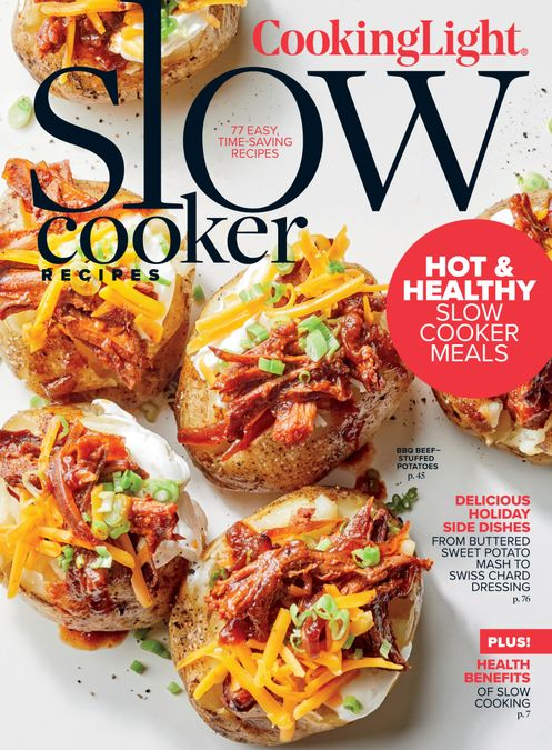 Cooking Light Slow Cooker