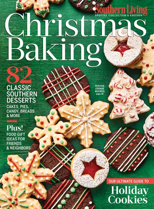 Southern Living Christmas Baking
