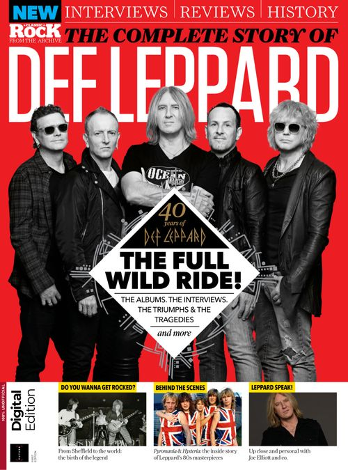 The Complete Story of Def Leppard