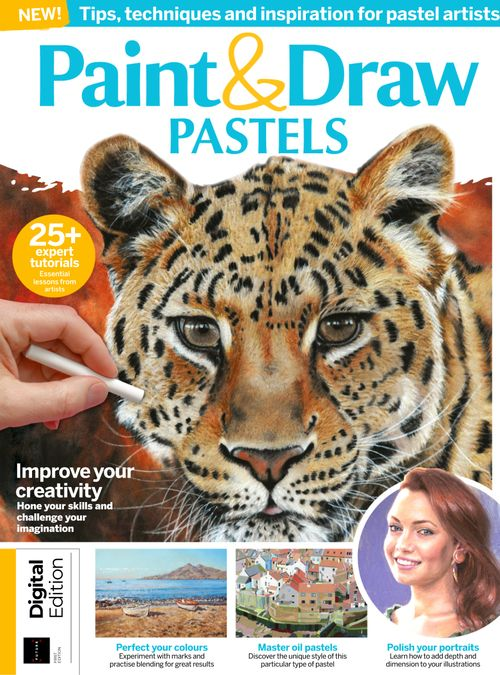 Paint & Draw Pastels