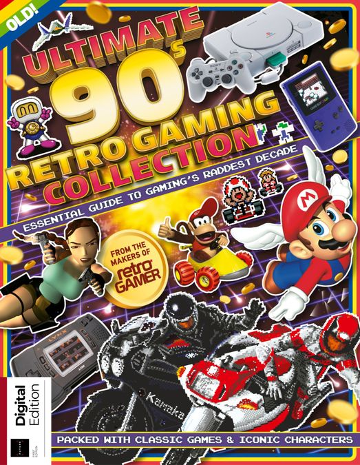Ultimate 90s Retro Gaming Collection