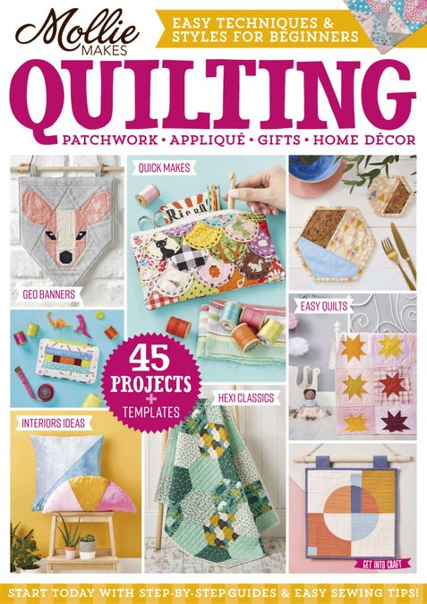 Mollie Makes Quilting