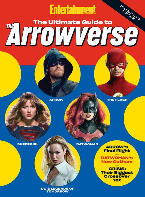 EW The Ultimate Guide to Arrowverse