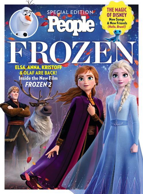 PEOPLE Frozen 2