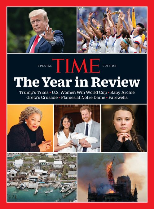 TIME A Year in Review