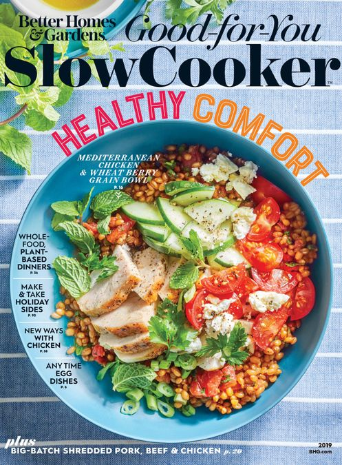 BH&G Good For You Slow Cooker