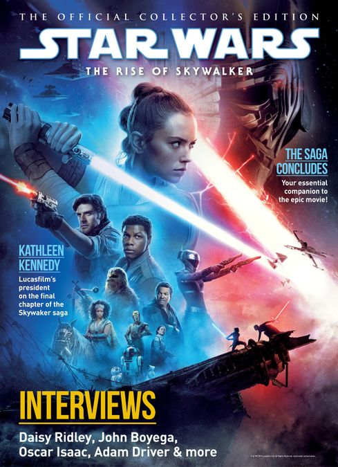 Star Wars: The Rise of Skywalker - The Official Movie Special