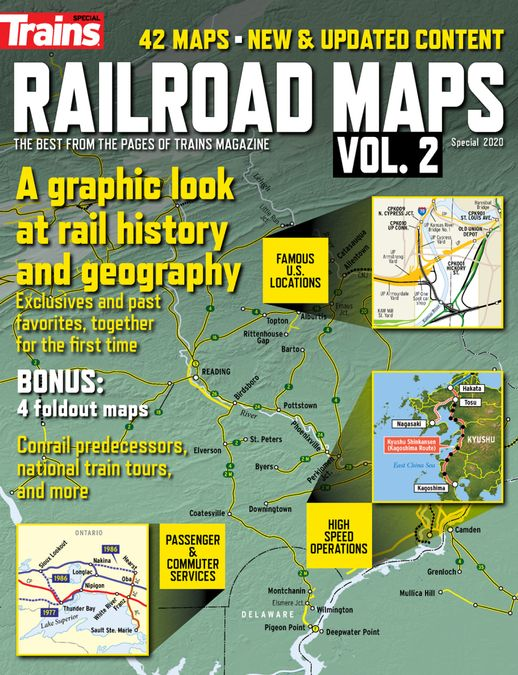 Railroad Maps, Vol. 2