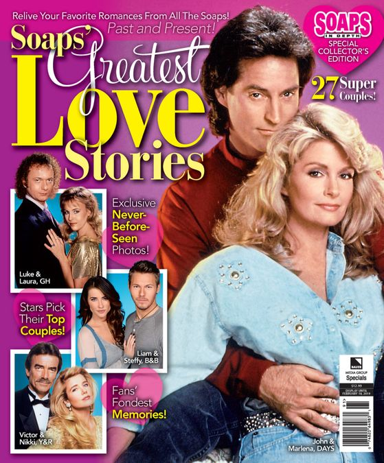 Soaps' Greatest Love Stories