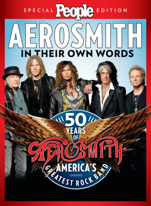 PEOPLE Aerosmith