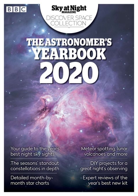 The Astronomer's Yearbook 2019