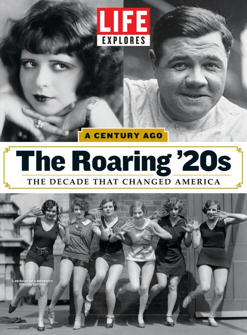 LIFE Explores The Roaring 20's