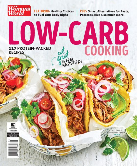 Low-Carb Cooking