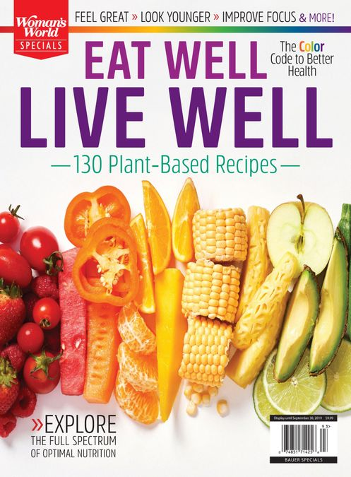 Eat Well/Live Well