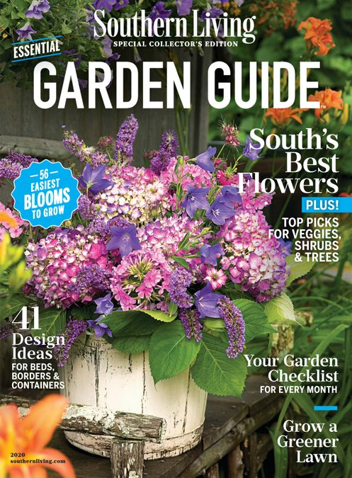 Southern Living Essential Garden Guide