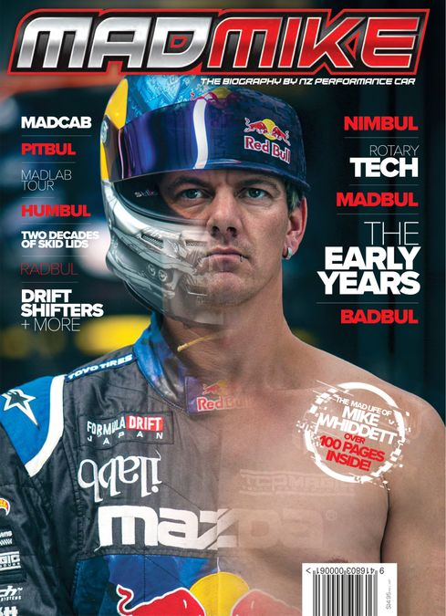 Mad Mike: the Biography by NZ Performance Car