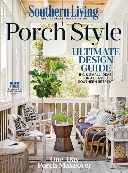 Southern Living Porch Style