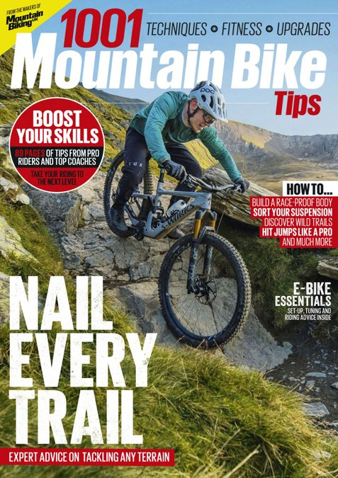 1001 Mountain Bike Tips