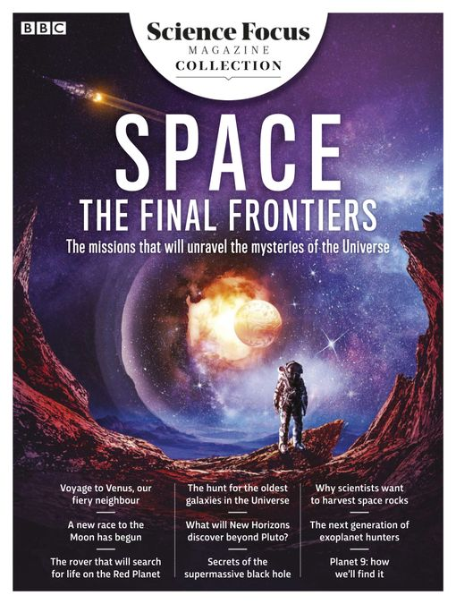 Space The Final Frontiers