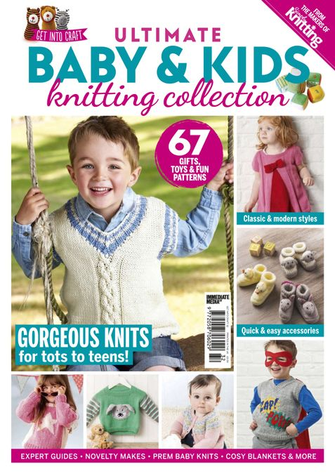 Ultimate Baby & Kids Knitting Collection