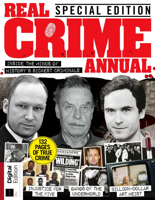 Real Crime Annual 2019