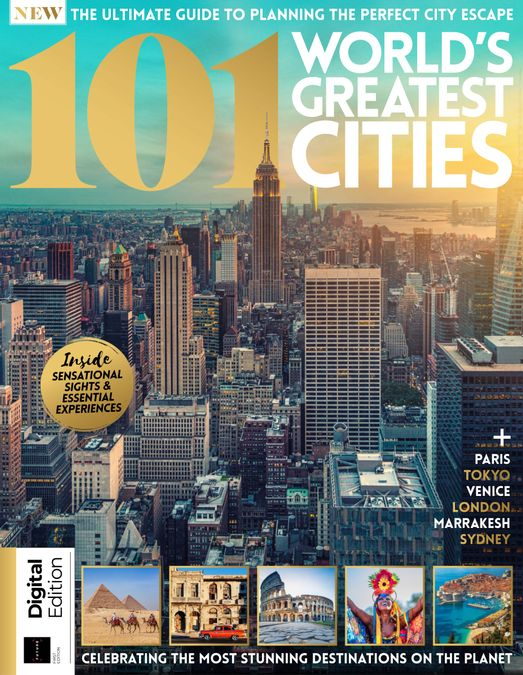 101 World's Greatest Cities