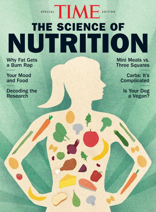 TIME The Science of Nutrition