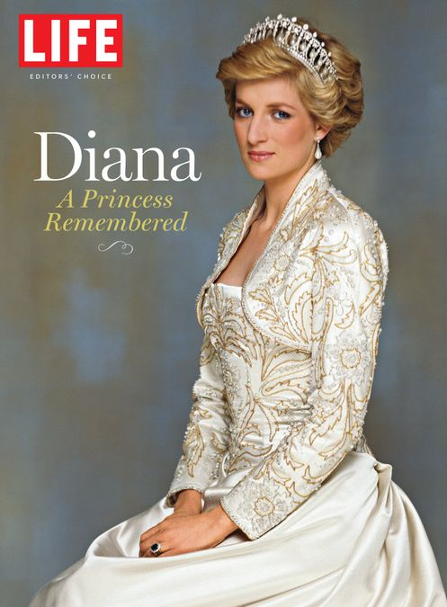 LIFE Princess Diana