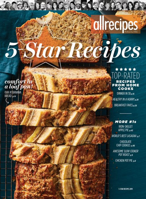 Allrecipes 5-Star Recipes