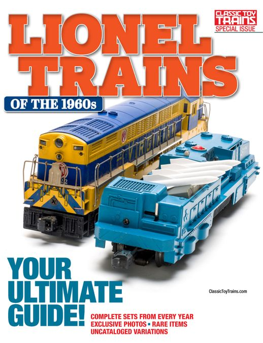 Lionel Trains of the 1960s