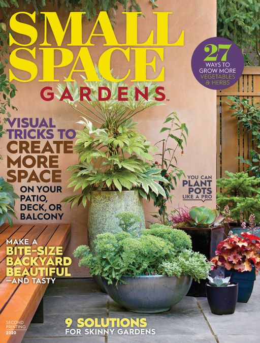 Better Homes & Gardens Small-Space Gardens