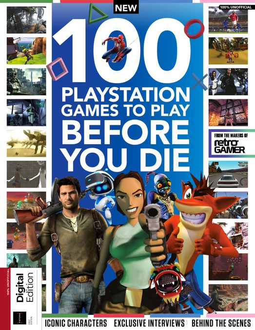 100 PlayStation Games to Play Before You Die