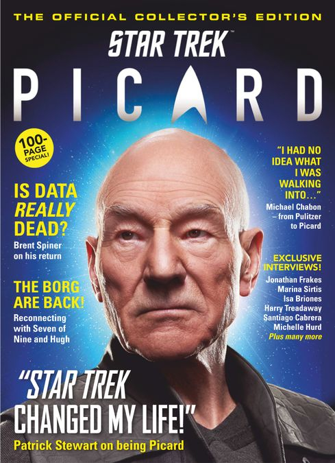 Star Trek: Picard - The Official Collector's Guide
