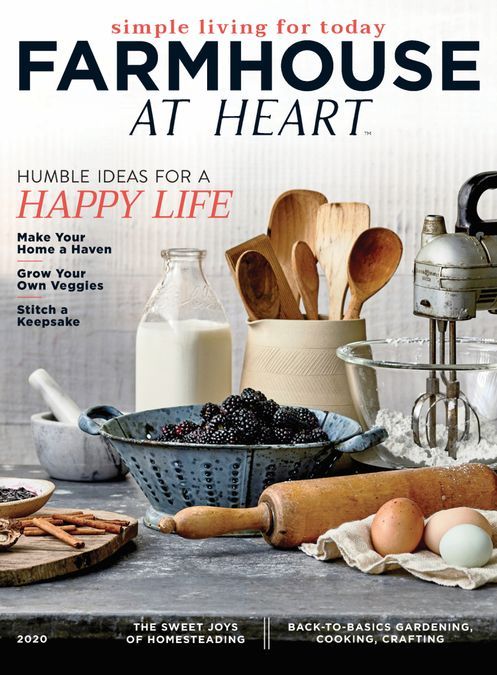 Better Homes & Gardens Farmhouse at Heart
