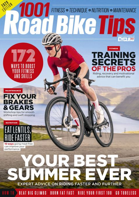 1001 Road Bike Tips