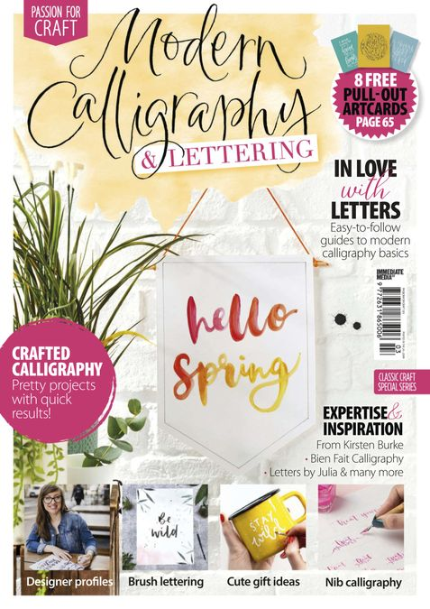Modern Calligraphy & Lettering