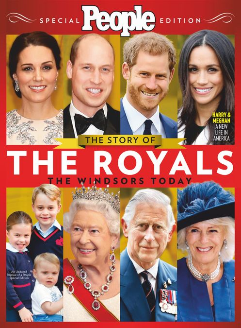 PEOPLE The Story of the Royals