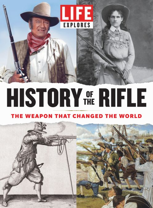 LIFE Explores The History of the Rifle