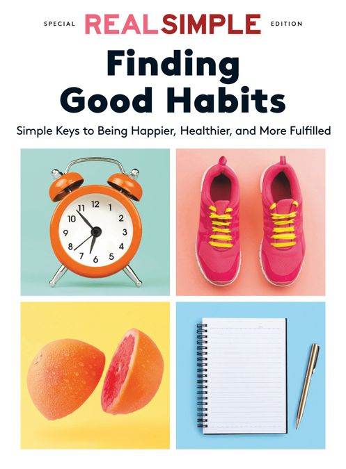 Real Simple Finding Good Habits