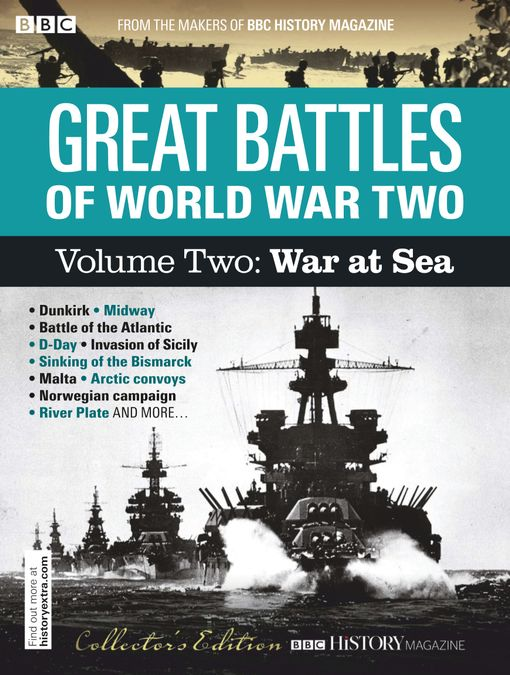 Great Battles of World War Two - War at Sea