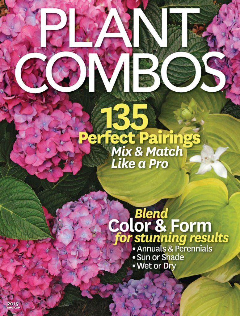 Plant Combos - Issue Subscriptions