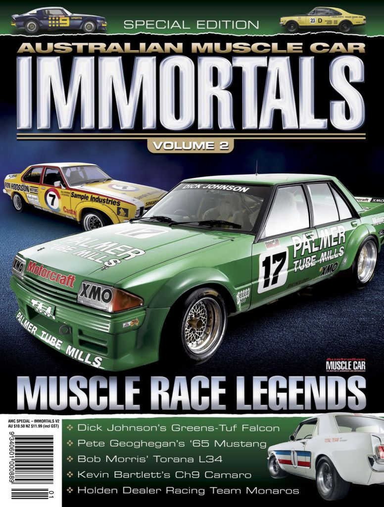 AMC Immortals Vol 2