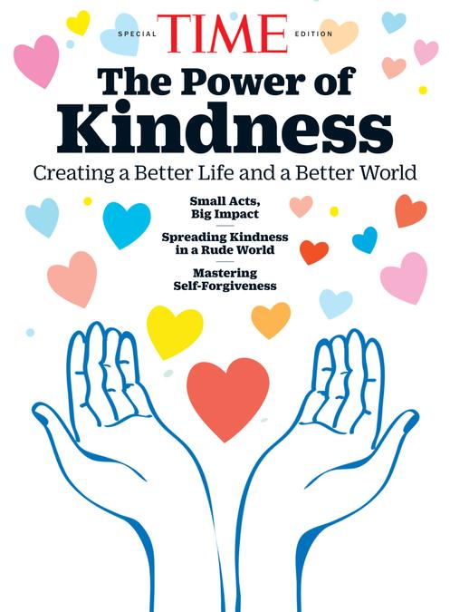 TIME The Power of Kindness